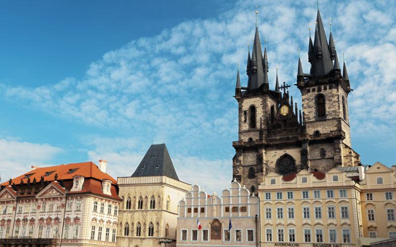 Citytrip naar Praag, Tsjechië