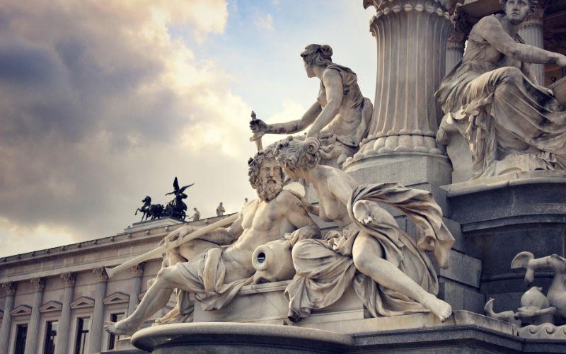 Architectuur in Wenen
