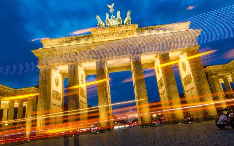 Reichstag Berlijn - citytrip berlijn