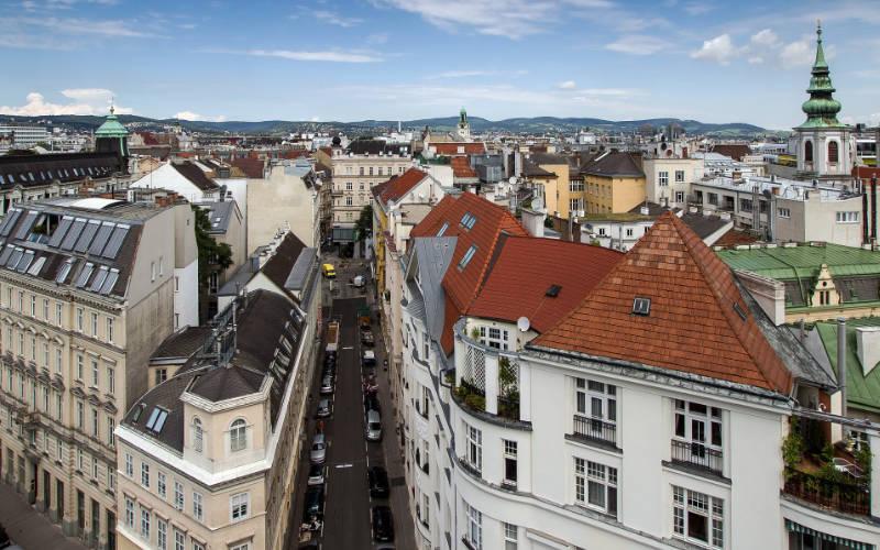 Citytrip naar wenen bezienswaardigheden tips en weetjes en alles om - Expressionistische architectuur ...