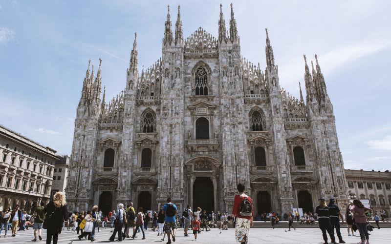 Dom van Milaan - Citytrip