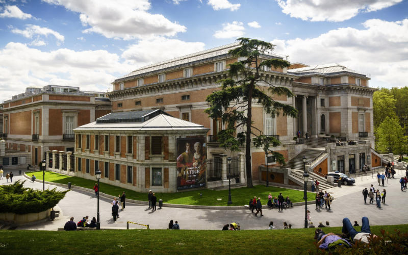 Prado Museum Madrid citytrip