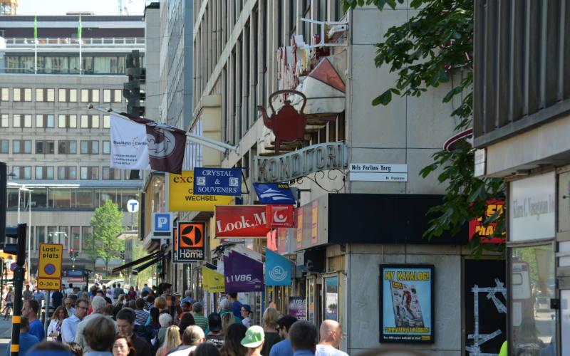 shoppen in stockholm citytrip