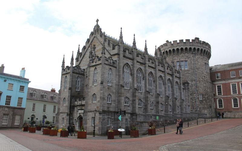Dublin castle citytrip Dublin
