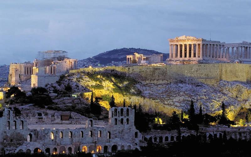 Acropolis Athene - Citytrip Athene