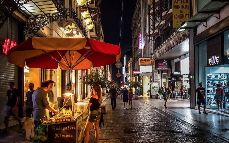 Athene citytrip
