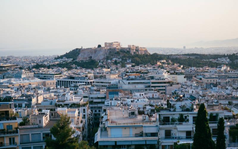 Athene stedentrip