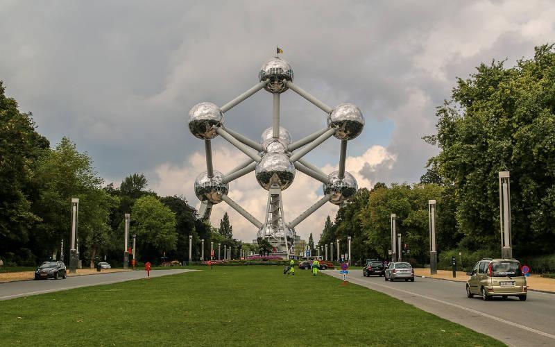Atomium - citytrip Brussel