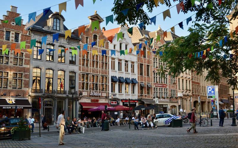 Brussel stedentrip