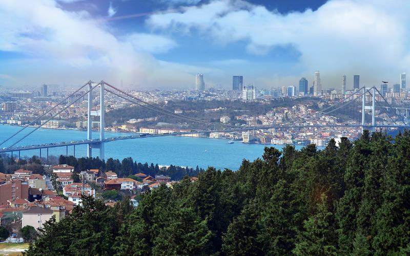 Citytrip naar Istanboel