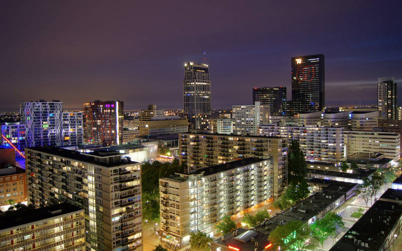 Citytrip naar Rotterdam