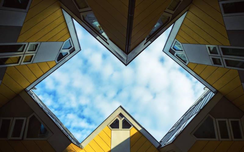 Kubuswoningen Rotterdam - Citytrip