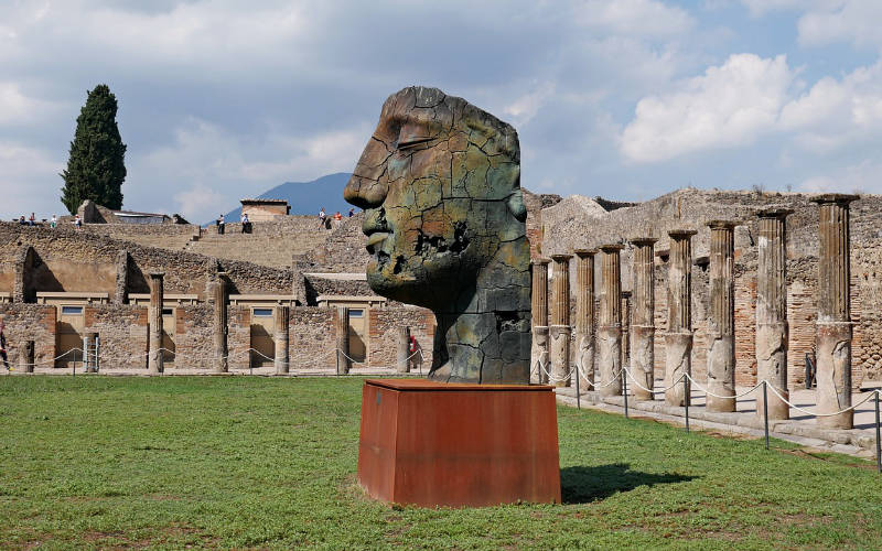 Pompeï - Napels citytrip