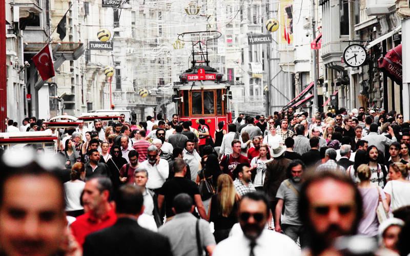 reis naar Istanbul