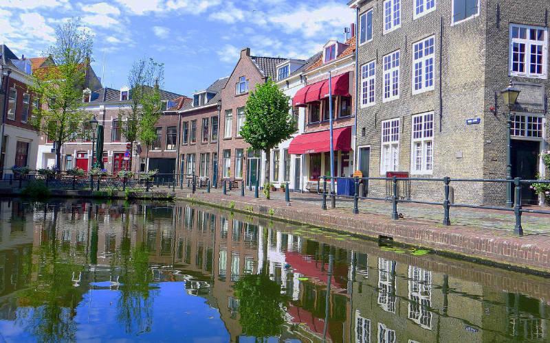 Schiedam, uitstap vanuit Rotterdam