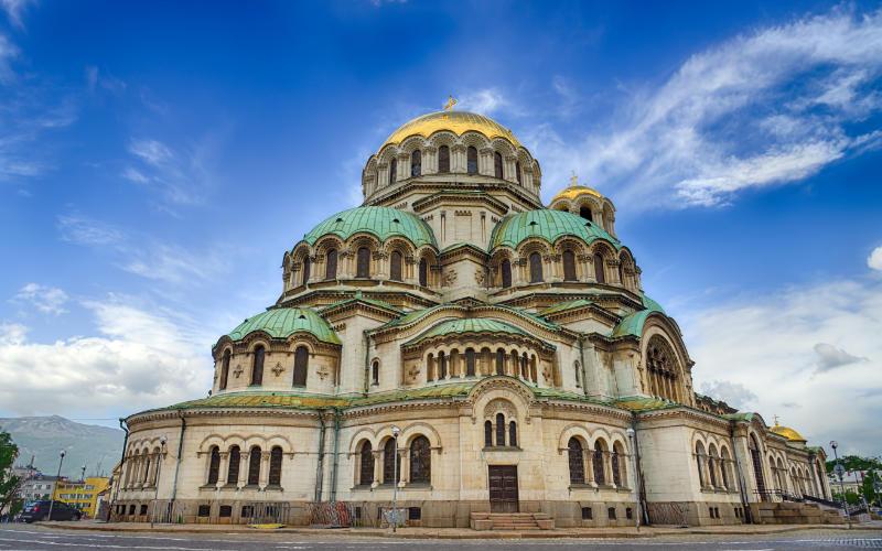Alexander Nevski kathedraal - Sofia