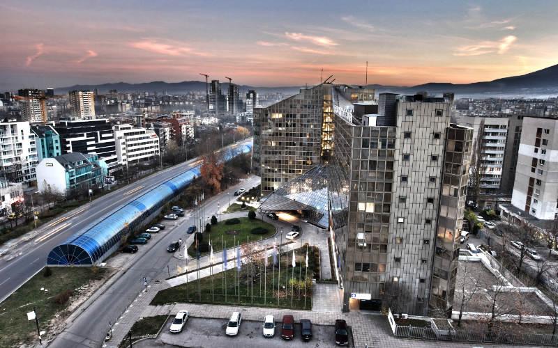 Sofia Bulgarije citytrip