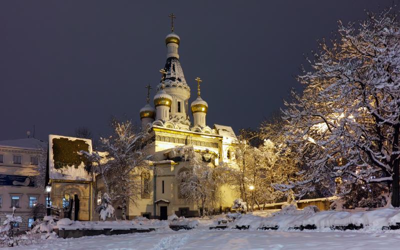 Sofia citytrip